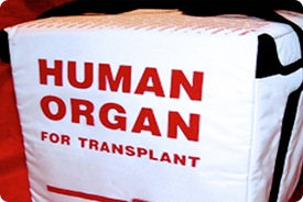 County Medics Ltd. Blood/Organ Transport